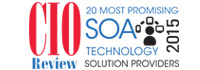 20 Most Promising SOA Solution Providers - 2015
